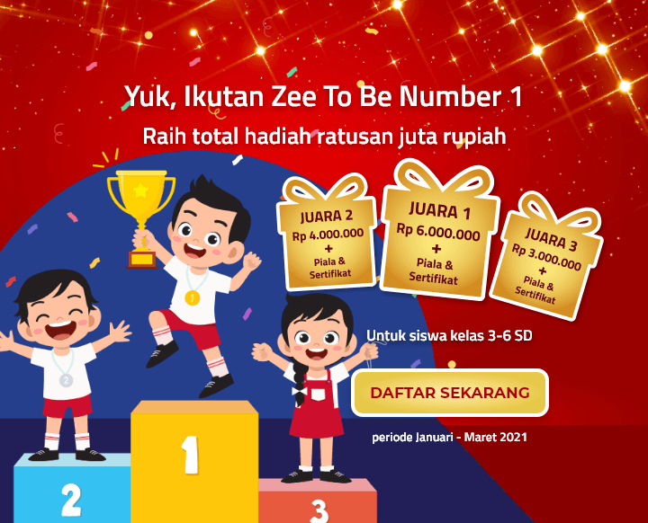 Zee To Be Number 1
